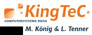 Logo von KingTeC - Computersysteme Riesa oHG M. König & L. Tenner